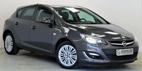 OPEL Astra J 1.4 Turbo 140 PS Automatik Limo Active