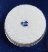 Traumhafter kornblumenblauer Ceylonsaphir