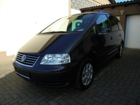 VW Sharan 1.8 T Climatronic AHK 7-Sitzer
