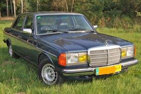 Mercedes-Benz 300D W123 1982 Automatik Oldtimer