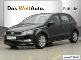 Volkswagen Polo DSG 1,4 TDI BMT Comfortline Telefon Navi