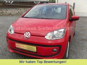 VW up! 1.0 high up! --Klima/ Sitzheizung/ 5-türig--