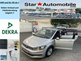 VW Touran COMFORTL 2,0TDI DSG-7.SITZE-WINTER P.-EU6