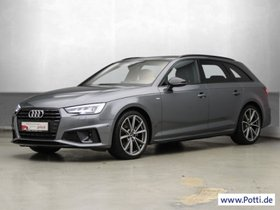 Audi A4 Avant 35 TDi sport S-line AHK ACC HuD Virtual
