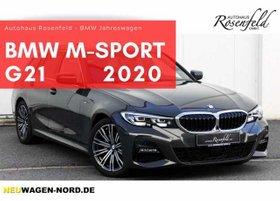 BMW 320d M-Sport/LiveCockpProf/Driving+Parking Assistent