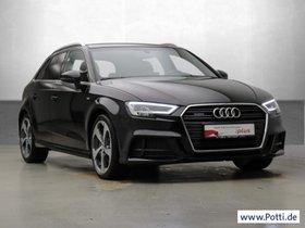 Audi A3 Sportback 2,0 TFSi q. S-line sport AHK LED