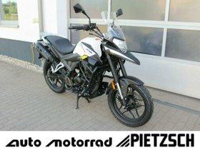 KSR MOTO MOTRON X-Nord 125 AKTION versch. Farben
