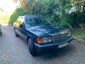 Mercedes Benz 190 E 2,3l (W 201) 100KW, Automatik, 201T km, TÜV bis 4/22, Garagenw. 1.Hand