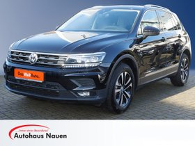 VW Tiguan 2.0 TDI IQ Drive Navi LED AHK ACC Ganzjahresreifen