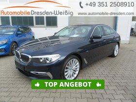 BMW 540 i Luxury Line-Navi-Leder-Kamera-LED-