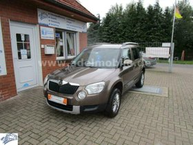 SKODA Yeti Active Plus Edition 2,0TDI TÜV 11/2022