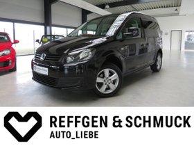 VW CADDY MINICAMPER DSG+KLIMA+NAVI+BETT+2xBRENNER+