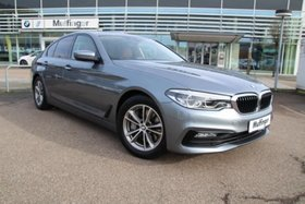 BMW 540i Sport Leder Driv-/Park-Assist DigiTacho 18