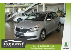 SKODA Fabia Cool&Sound 1.4TDI-Klima Bluetooth DAB ESP