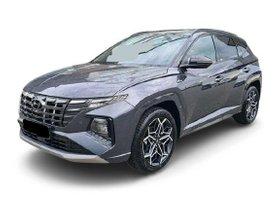 Hyundai Tucson N-Line-Vollausstattung-Autom-Leder-Pan...