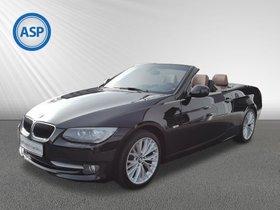 BMW 318 i Cabrio BI-XENON+LEDER+NAVI+KLIMAAUTOMATIK+PDC