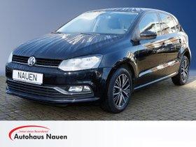 VW Polo 1.4 TDI Allstar Navi PDC Sitzheizung Ganzjahresreifen