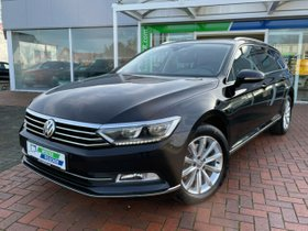 VW Passat Variant Highline DSG -AHK-Navi-Massage-