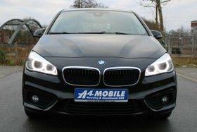 BMW 218 d AT Navi SHZ LED Pano AHK EU6 18