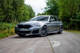 BMW 520d Touring Leasing 669,- netto mtl. o. Anz.