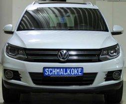 VW Tiguan 2.0 TDI SCR 4Mot DSG Sport&Style Leder XenAHK Stdhz eSAD Nav