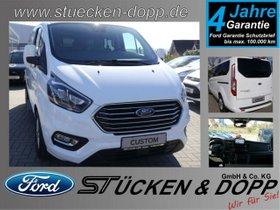 FORD Tourneo Custom PHEV -Dienstwagen-Xenon+8-Sitzer+