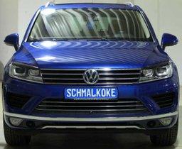 VW Touareg 3.0V6 TDI SCR Autom Leder Xenon Stdhz eSAD AHK Navi