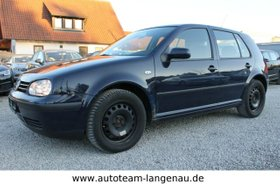 VW Golf IV 1.4 16V Edition°HU 01/22°8xREIFEN°ZV°