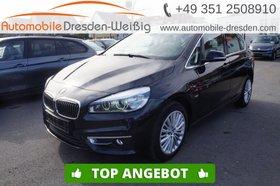 BMW 218 Active Tourer d xDrive Luxury Line-Nav-Leder