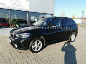 BMW X1 sDrive 18 i Sport Line AHK LED Navi PDC