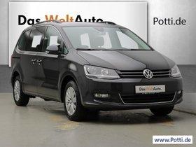 Volkswagen Sharan 2,0 TDI BMT Comfortline 7-Sitzer AHK Navi