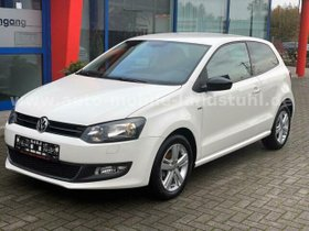 VW POLO -V-MATCH-KLIMAUT-SIZHZ-TFL-PDC-RADIO/CD/AUX
