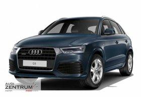 Audi Q3 2,0 TDI quattro design S line Euro 6, MMI Navi