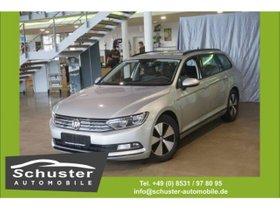 VW Passat Variant BlueMotion 1.6TDI Klimaaut SHZ BT