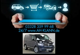 VW T6 2.0TDI 204PS DSG Multivan Comfortline LED SHZ