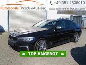 BMW M550 i xDrive-Navi Prof-HeadUp-Glasdach-