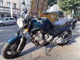 Yamaha XJ 600S abzugeben