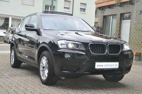 BMW X3 xDrive20d PANO/360-KAMERA/BI-XENON/NAVI