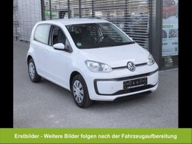 VW up! move 1.0 maps & more BT-Freisprecheinr.