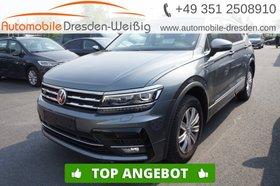 VW Tiguan Allspace 2.0 TDI DSG 4WD Highline R Line