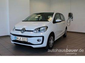 VW up! 1,0 l - Fahrassistenz, Winterpaket