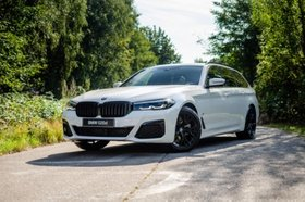 BMW 520d Touring Leasing 639,- netto mtl. o. Anz.
