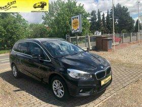 BMW Gran Tourer 216 d Advantage-Navi-Alu-Sitzh-LED-