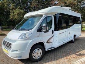 Hobby Premium drive 70 GE sehr gepflegt mit umfangreicher Ausstattung