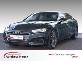 Audi A5 Sportback 2.0 TDI S tronic quattro HUD, Standheizung, B&O, Virtual Cockpit Navi Xenon