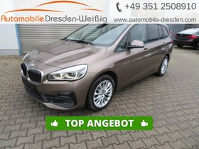 BMW 216 Gran Tourer i Sport Line-Navi-HiFi-AHK-LED-