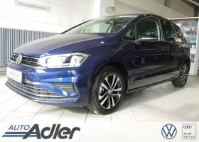 VW Golf Sportsvan IQ.DRIVE 1.5 TSI ACT OPF, STANDHEIZUNG+LED+LANE ASSIST+BLIND SPOT