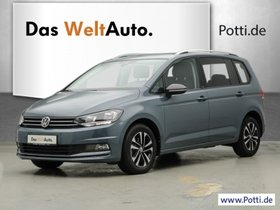 Volkswagen Touran DSG 2,0 TDI BMT IQ.Drive ACC Standhzg.