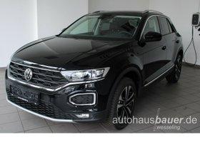 VW T-Roc UNITED 1.5 l TSI OPF DSG - Fahrassistenz-Paket