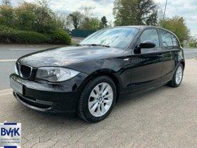 BMW 120d Klima/SHZ/Tempomat/StartStop